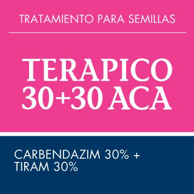 Terápico 30 + 30 ACA
