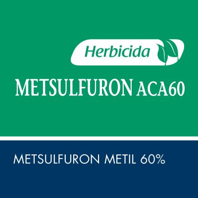 Metsulfuron 60 ACA WDG