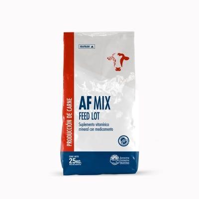 AF Mix ABQ Feed Lot AR