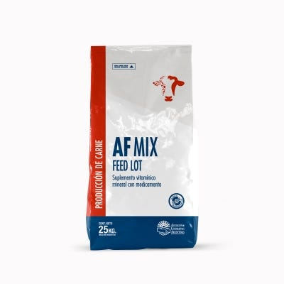AF Mix ABQ Feed Lot AD